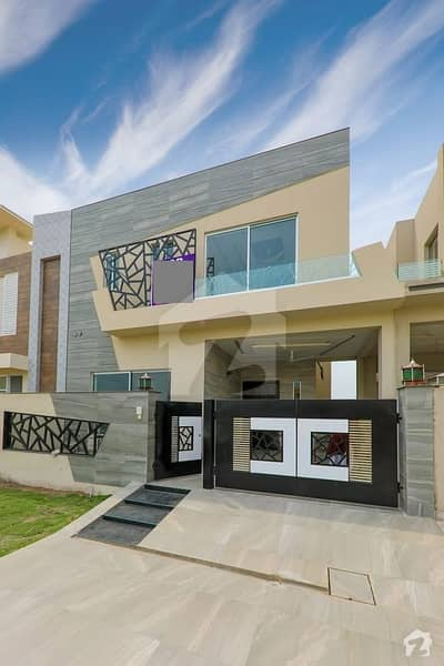 Leads Presents 10 Marla Beautifully Designed House For Sale