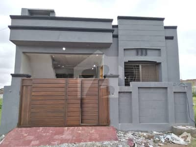Brand New 5 Marla House Available For Sale In Adiala Road Samarzar Housing Society