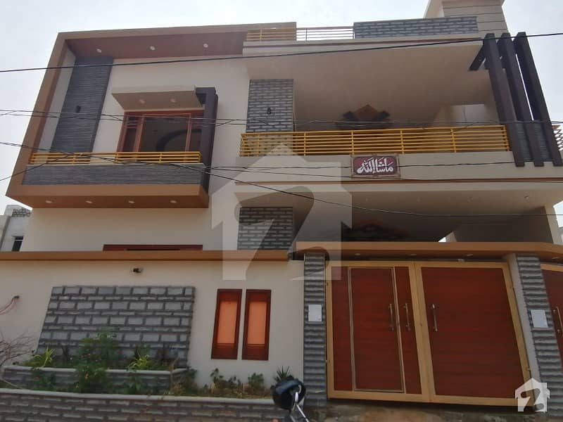 Brand New 260 Sq Yd House For Sale