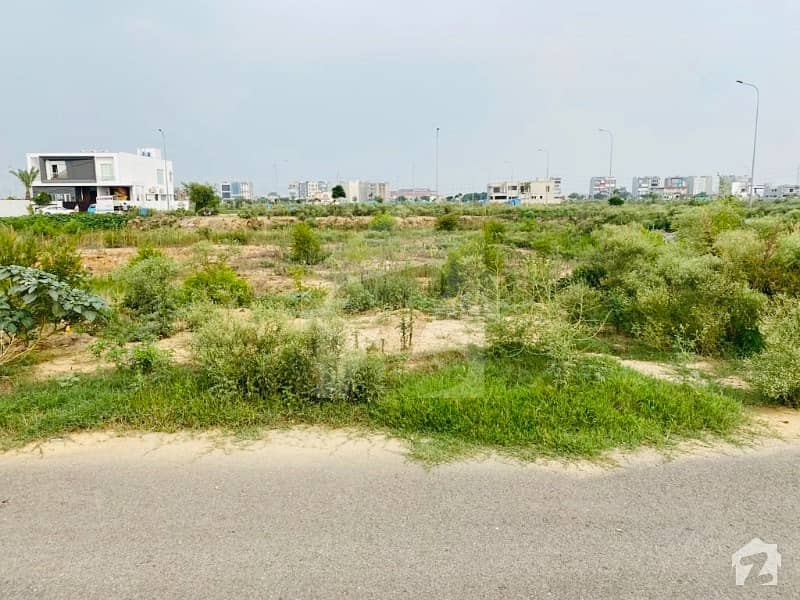 Facing Park Pair Of Kanal Plots Block T Dha Phase 8