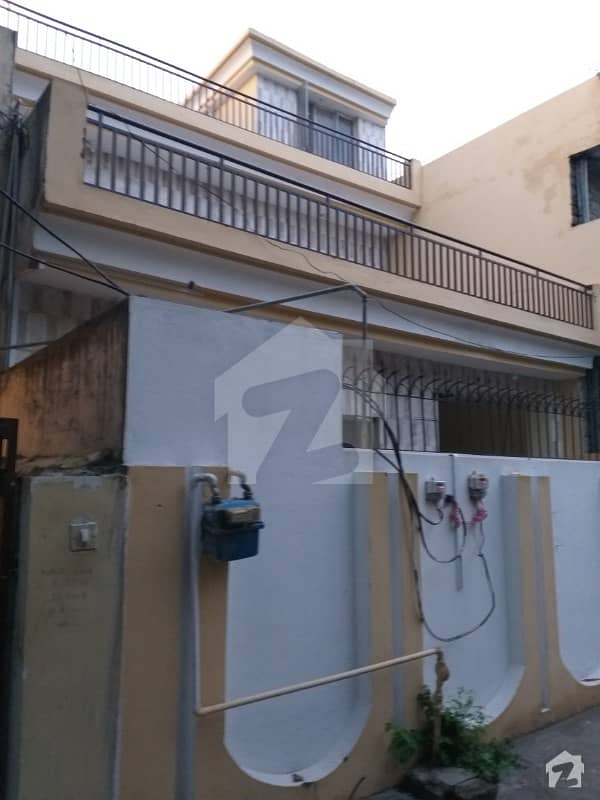Double Storey 6 Marla Sun Face House For Sale At Reasonable Price