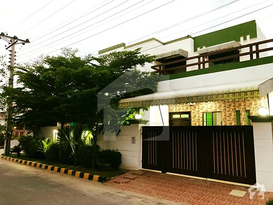 12.6 Marla Corner Beautiful Villa For Sale In Sahar Villas