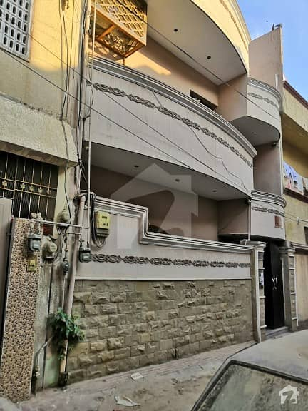 Leased House 80 Sq Yards (G   2) Prime Location