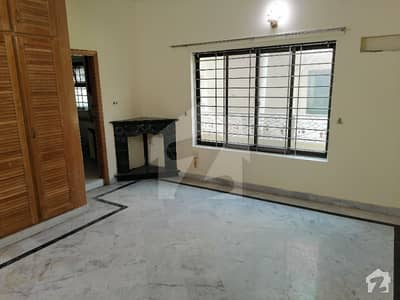 F 11 Upper Portion 3 Bedrooms Marbled Flooring Neat Baths Rent 80 thousands
