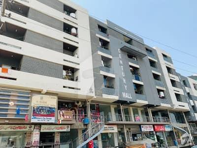 جی ۔ 15 اسلام آباد میں 2 کمروں کا 3 مرلہ فلیٹ 46 لاکھ میں برائے فروخت۔