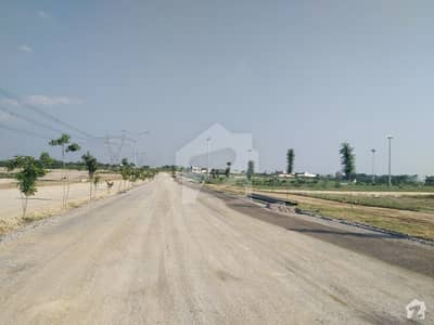 Corner Commercial Plot Is Available For Sale