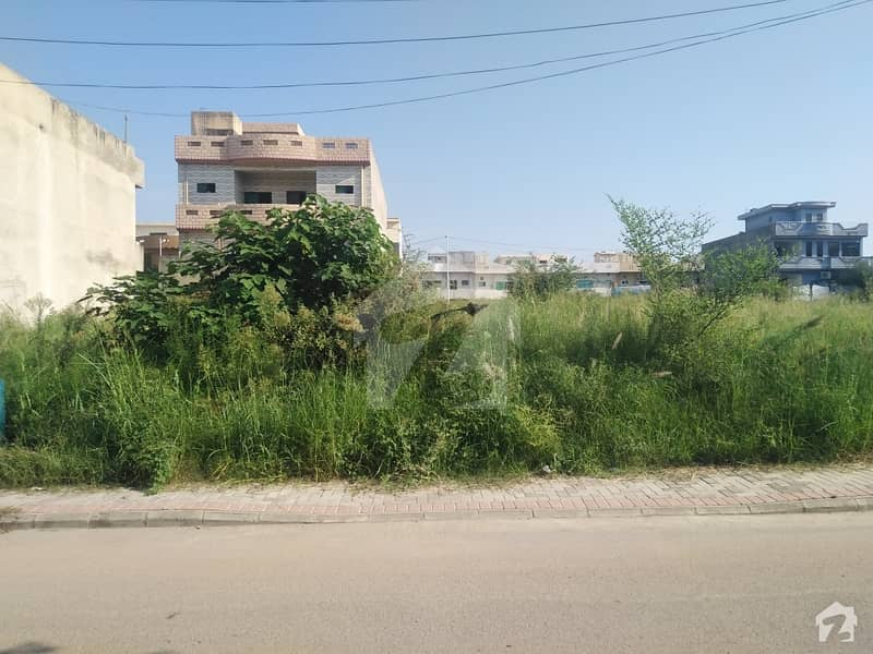 2100 Square Feet Plot Is Available For Sale