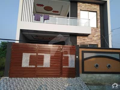 Al Rehman Garden 8 Marla House Up For Sale