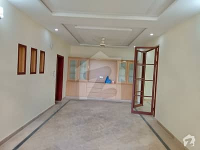 Beautiful House Is Available For Rent In D-12 Islamabad