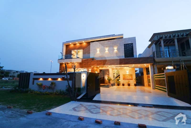 1 Kanal Brand New Beautiful Design Full Bungalow For Rent In DHA Phase 6 Lahore Cantt