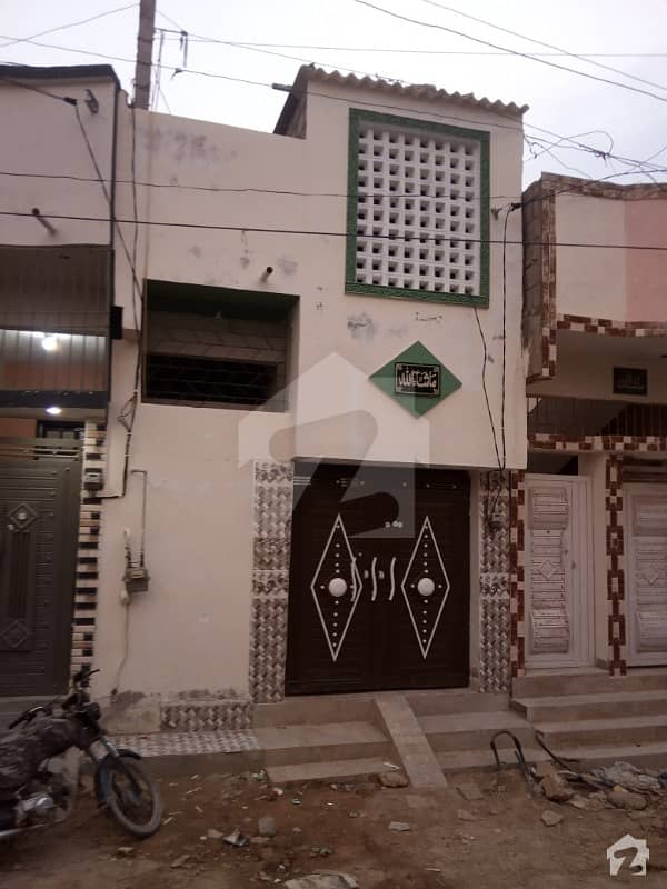 540  Square Feet House Ideally Situated In Korangi