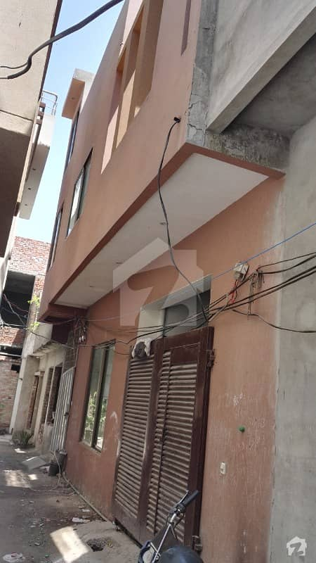 House For Sale Triple Storey Area 3 Marla Best Location Very Reasonable Demand Brand New House
