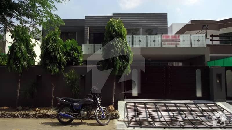 Kanal House Near Dha Phase 4 House  Urgent Sale