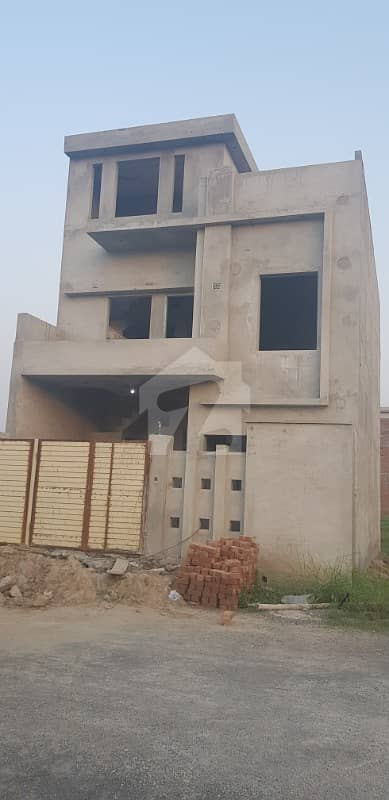 5 Marla House For Sale Shahkot