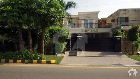 2 Kanal House For Sale In Z Block Of DHA Phase 3 Lahore