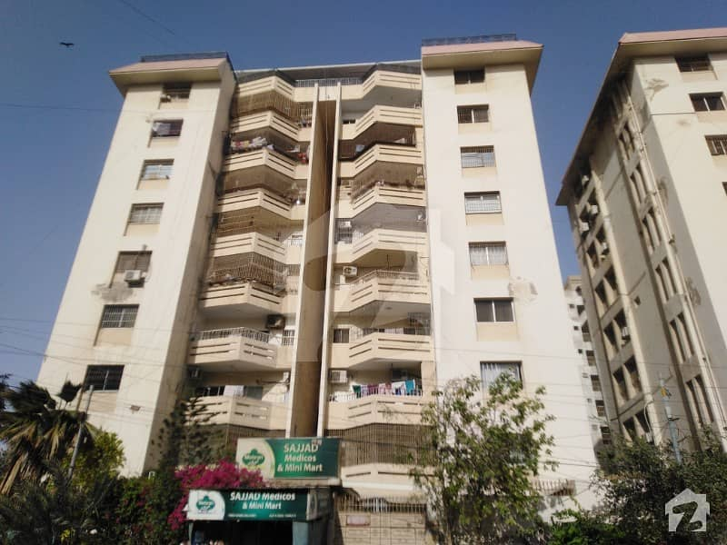 Al Mustafa Homes 3 Bed Apartment Available For Sale In Frere Town
