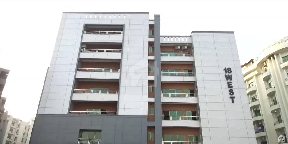 Brand New 2 Bed Apartment For Rent In 18 West Residencia F 11/1 Islamabad