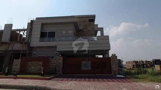 10 Marla House Double Unit 5 Bed Room Sector  F1 Bahria Town Phase 8