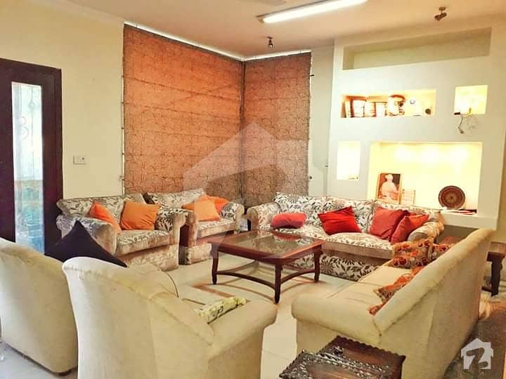 Fully Furnished 8 Marla Corner House For Sale In Bahria Home