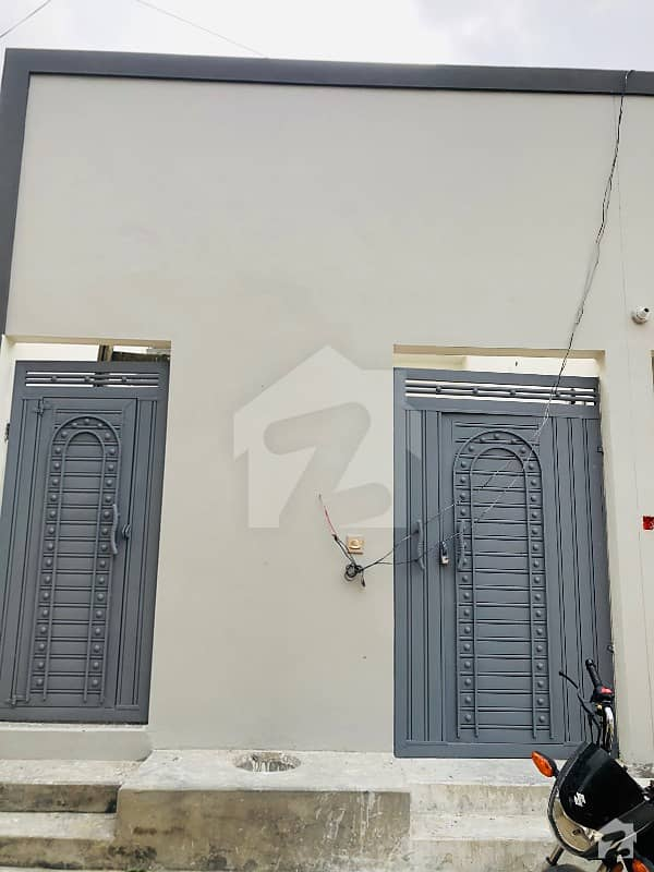 60 Sq Yd Furnished House For Sale