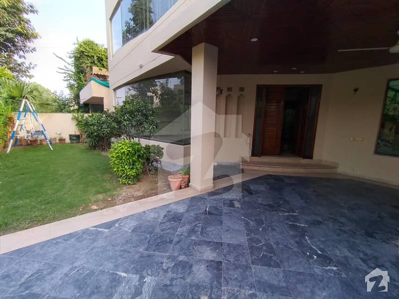 Near To Park 1 Kanal Beautiful House Are Available For Rent In Phase 4