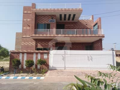 10 Marla House In Government Employees Cooperative Housing Society Is Available