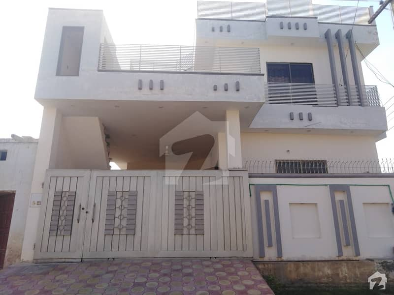 10 Marla Corner Double Storey House For Sale. Block E