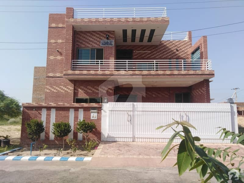10 Marla Double Storey House For Sale Block E