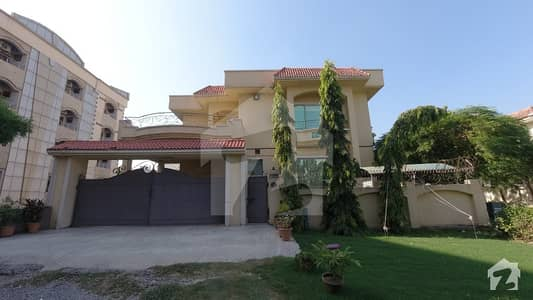 Imagine Come Home To This Gorgeous Constructed 11 Bedrooms House Located In E-11/2 Islamabad