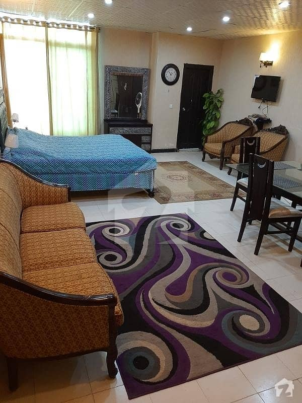 500 Sq Feet Beautiful Hill View Apartment For Sale