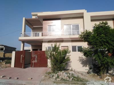 7 Marla Double Storey House For Sale In Gulberg Residencia Islamabad