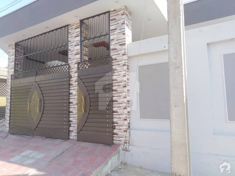 10 Marla Corner Double Storey House For Sale. Block F