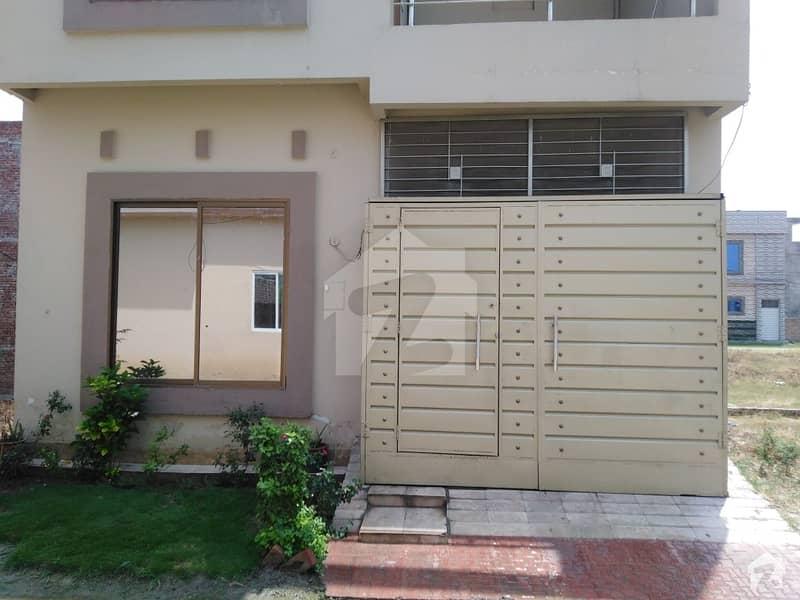 In Al Rehman Garden House For Sale Sized 4 Marla