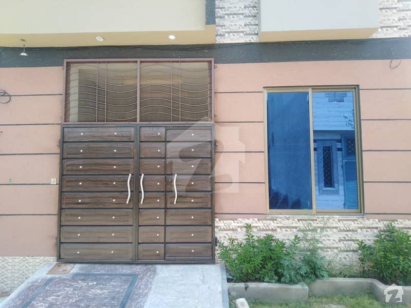 House Of 4 Marla In Al Rehman Garden Is Available