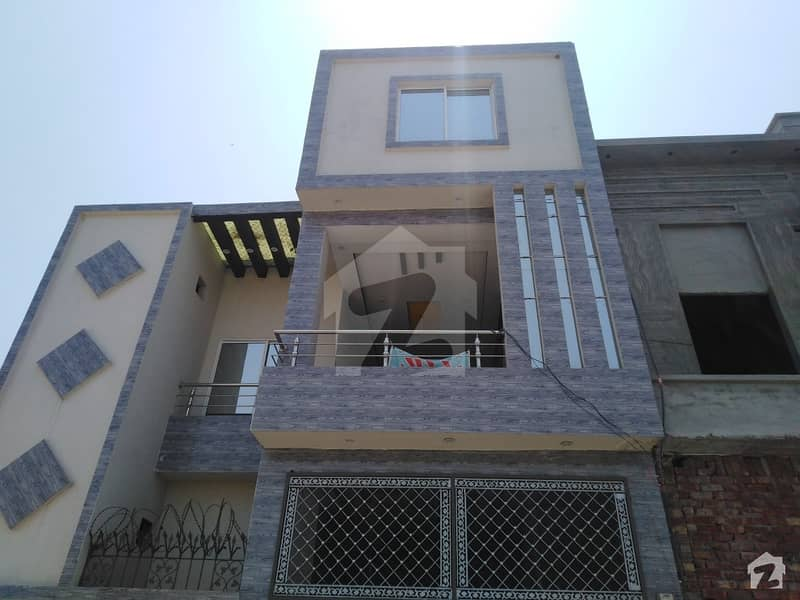 House Of 5 Marla In Al Rehman Garden Is Available