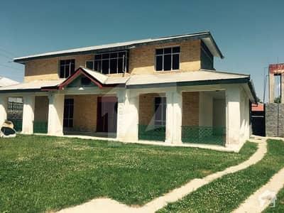 ایبٹ آباد روڈ مری میں 6 کمروں کا 1.22 کنال مکان 3.5 کروڑ میں برائے فروخت۔