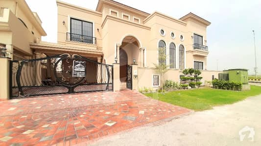 One Kanal Mazhar Munir Design Ultra Modern Bungalow Located At Heart Of Phase 6 Once Visit
