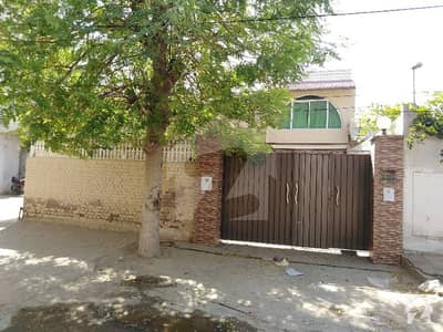 23 Marla Corner House For Sale In Satellite Town Bahawalpur