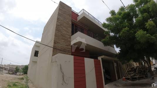 گلشنِ معمار - سیکٹر ایکس گلشنِ معمار گداپ ٹاؤن کراچی میں 6 کمروں کا 8 مرلہ مکان 1.95 کروڑ میں برائے فروخت۔