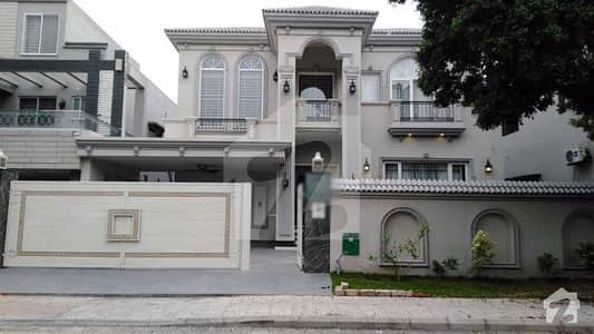 1 Kanal Versace Style Classic House For Sale In Bahria Town Lahore