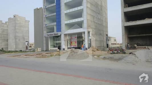 Corner 11 Marla Commercial Plot No 212 Available For Sale