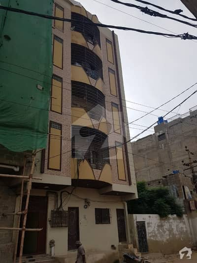 Vip Flat For Sale In P & T Colony