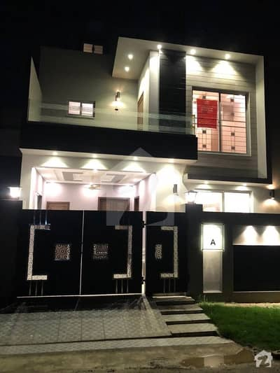 Brand New 5 Marla House In State Life Society Available For Sale