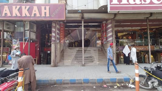 Commercial Shop Is Available For Sale In Saima Center Tariq Road Karachi