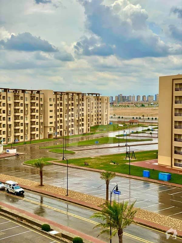 3 Bed Super Modern Luxury Apartment Available For Sale At A Very Prime Location Of Bahria Town Karachi