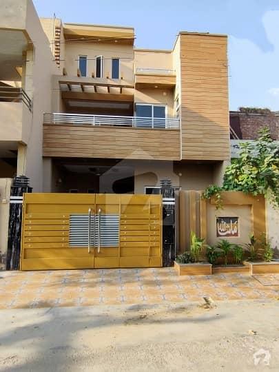 ملٹری اکاؤنٹس سوسائٹی ۔ بلاک بی ملٹری اکاؤنٹس ہاؤسنگ سوسائٹی لاہور میں 6 کمروں کا 6 مرلہ مکان 1.3 کروڑ میں برائے فروخت۔