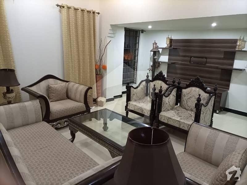 Ali Block Brand New Furnish Ground Portion For Rent