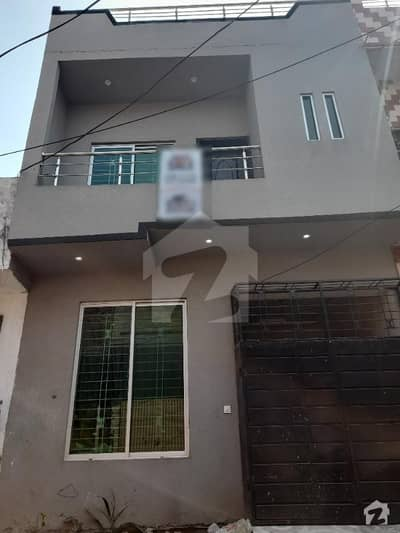 3 Marla House For Sale In Shershah Colony