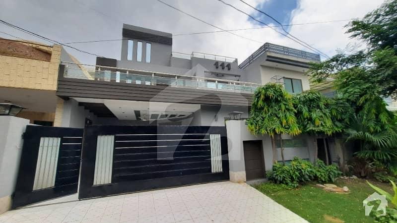 12 Marla House For Sale In Johar Town Block J