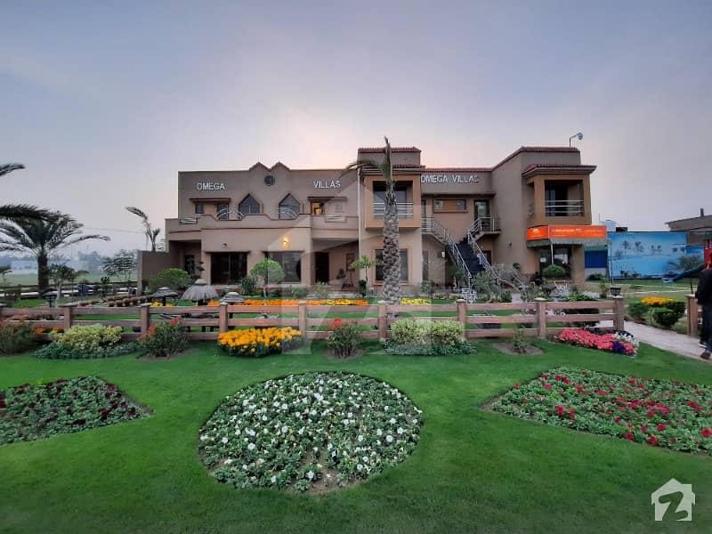 اومیگا ریزیڈینسیا لاہور - اسلام آباد موٹروے لاہور میں 3 کمروں کا 3 مرلہ مکان 65 لاکھ میں برائے فروخت۔